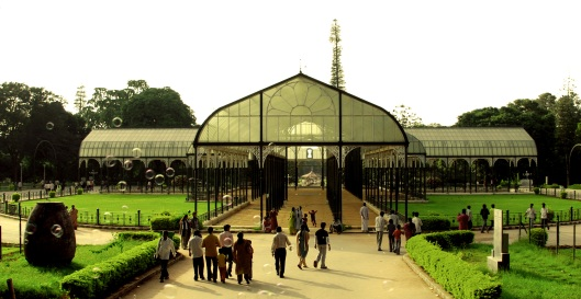 Lal Bagh Green House