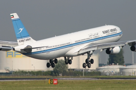 Kuwait Airways Online Booking