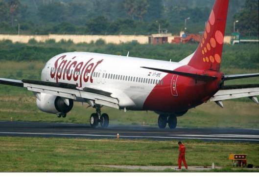 SpiceJet Flight Booking