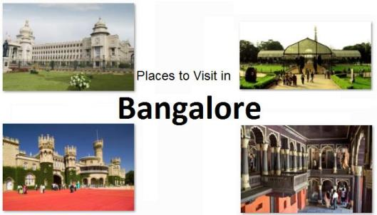 best places to visit around or near bangalore