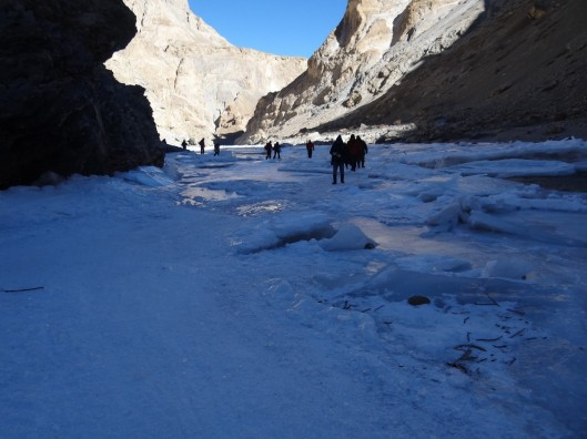 Chadar Trek, Himalayan Expedition