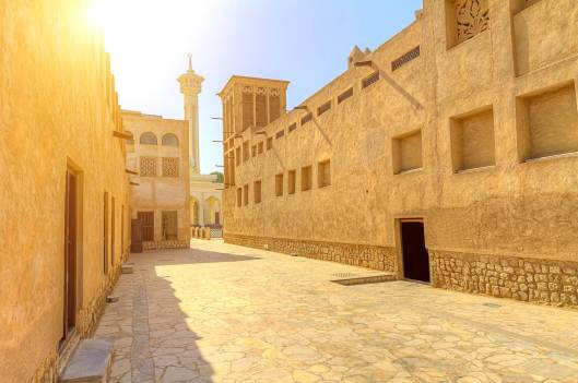 bastakiya quarters dubai