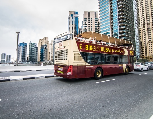 big bus dubai reviews