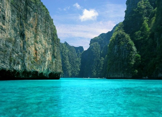 honeymoon in Phi Phi Island